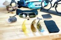 搭配5种镜片的骑行眼镜,有效防紫外线近视眼也能带!
