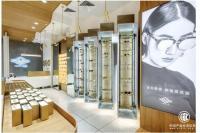 音米眼镜杭州湖滨银泰店开幕,城市合伙人战略发布!