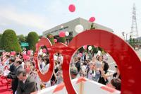 福井县鲭江市诞生日本最大的眼镜街 向外界推广眼镜产地