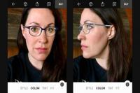 买眼镜不用到店里去,这个应用帮你定制最合适的